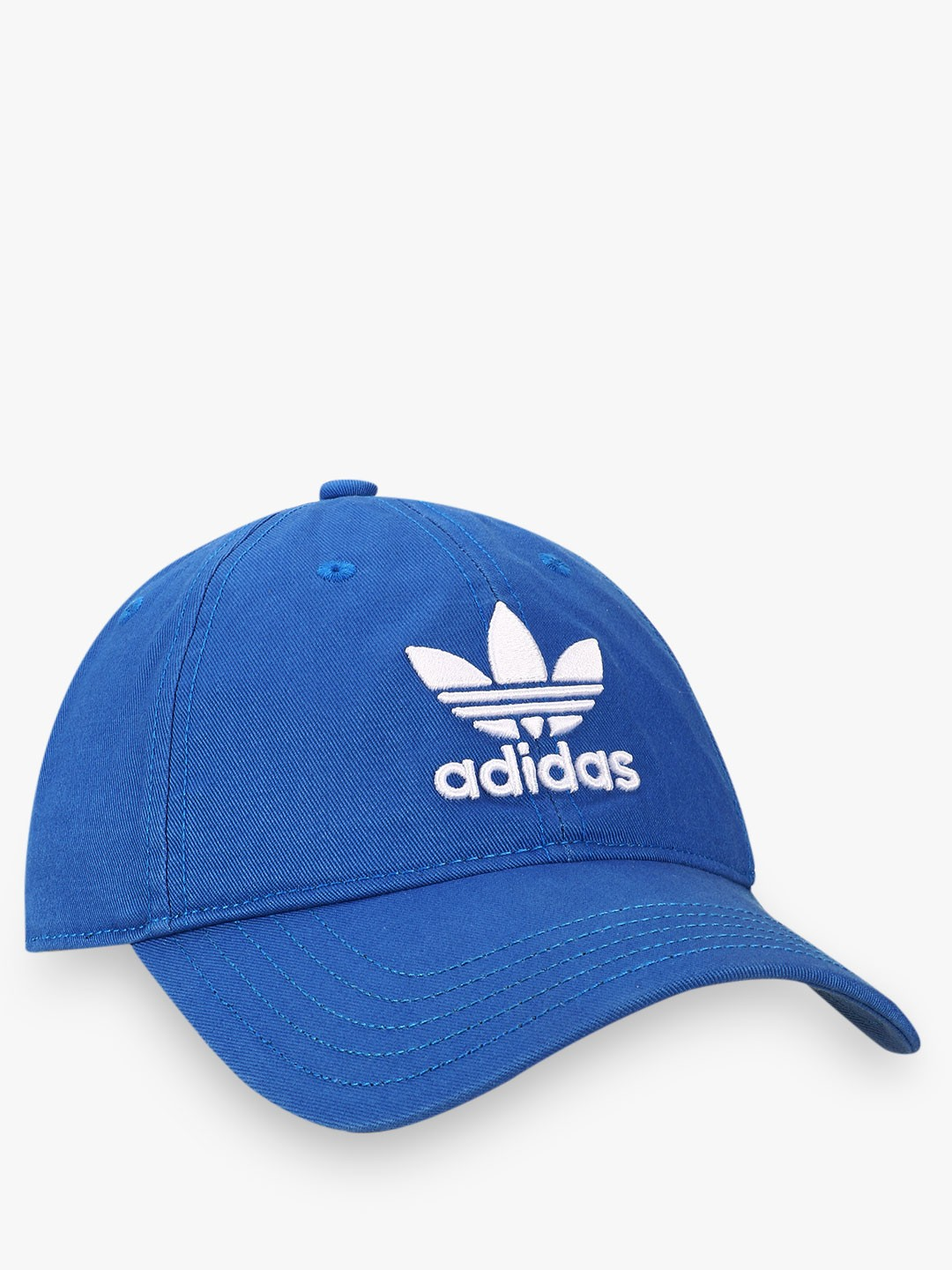 Adidas Originals Blue Trefoil Cap 1