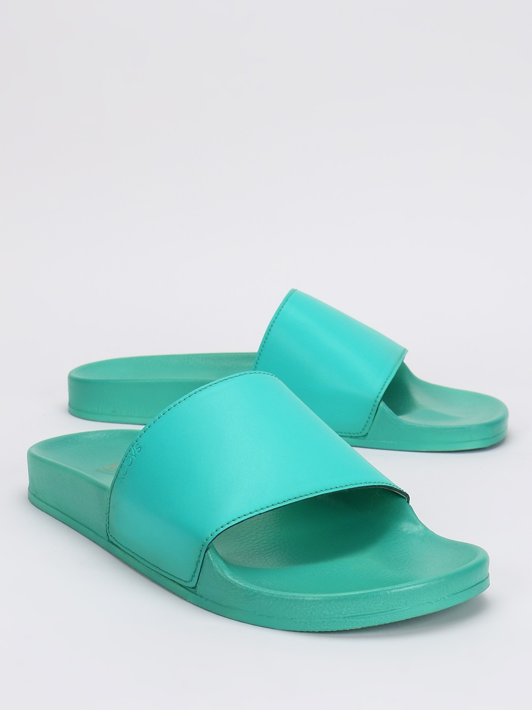 KOOVS Green Basic Pool Slides 1