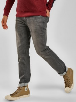 Lee Cooper Washed Slim Fit Jeans