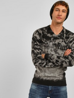 Lee Cooper All Over Print Pullover