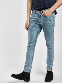 Blue Saint Stone Washed Skinny Jeans