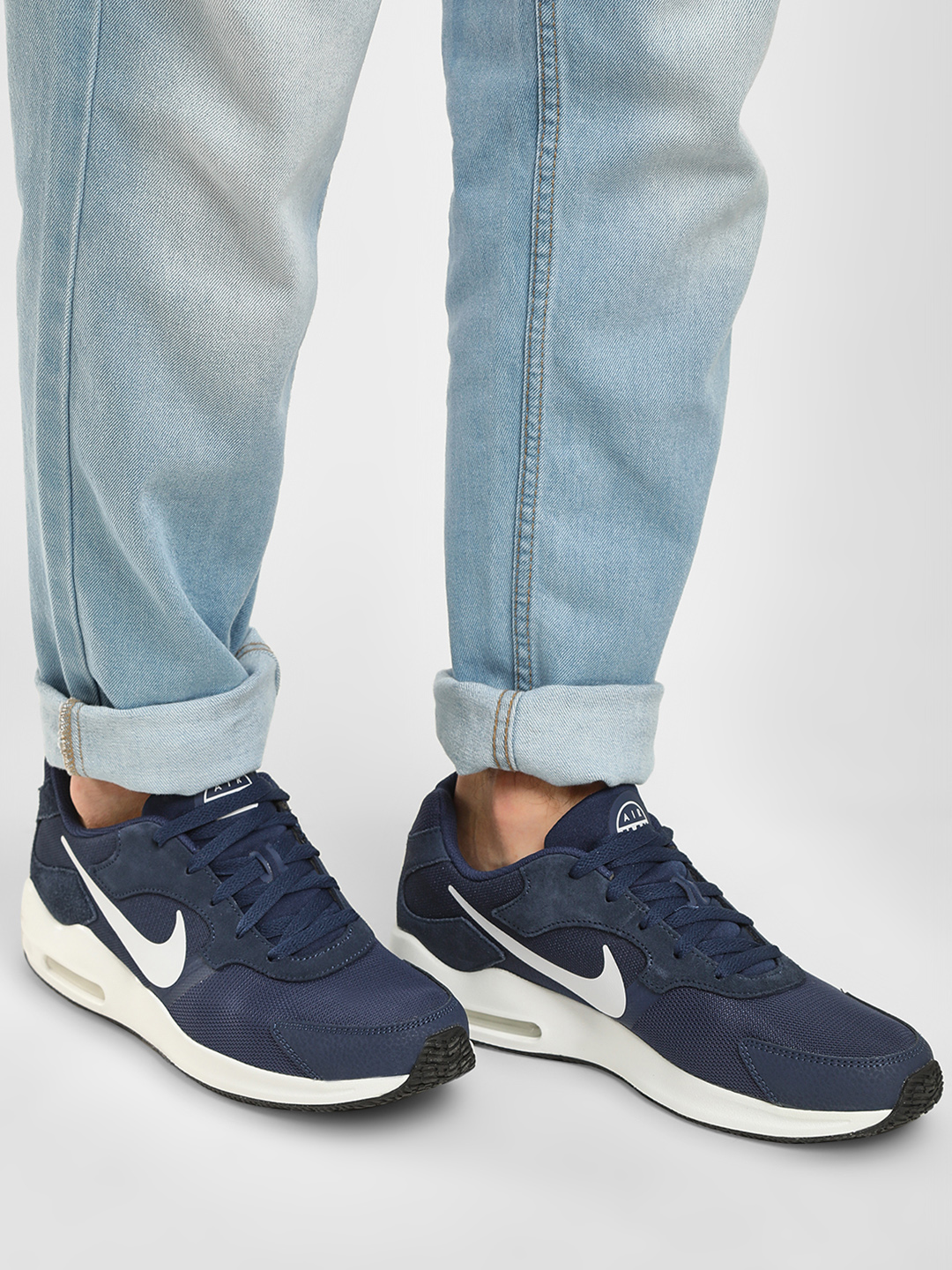 Nike Blue Air Max Guile Trainers 1