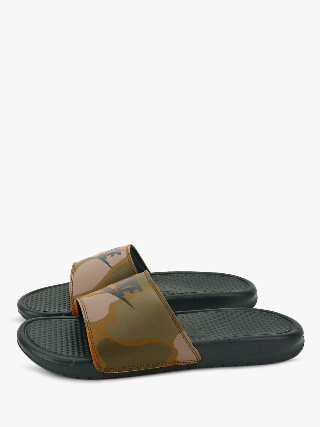 Nike Multi Benassi Just Do It Logo Sliders 1