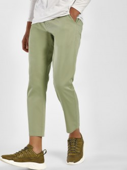 KOOVS Basic Tapered Fit Chinos