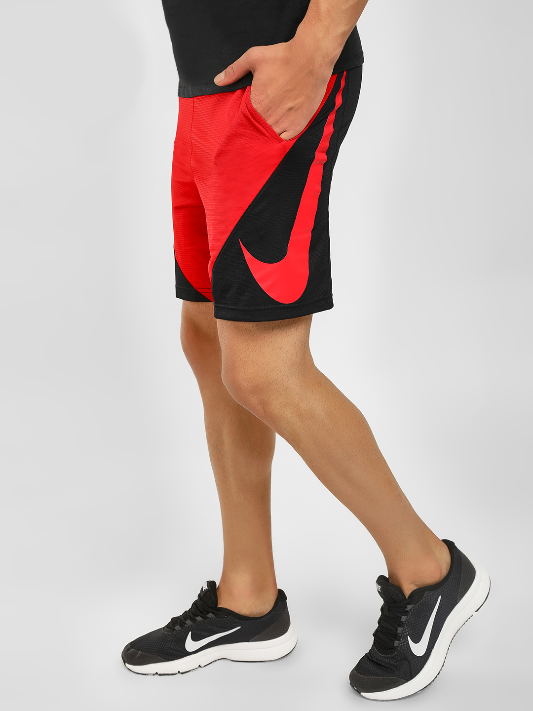 Nike Red HBR Shorts 1