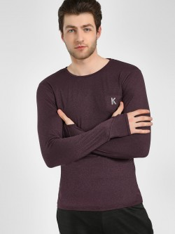 K ACTIVE Thumbhole Long Sleeve T-Shirt