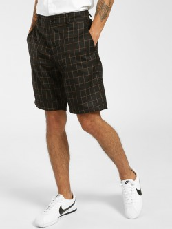 KOOVS Grid Check Shorts