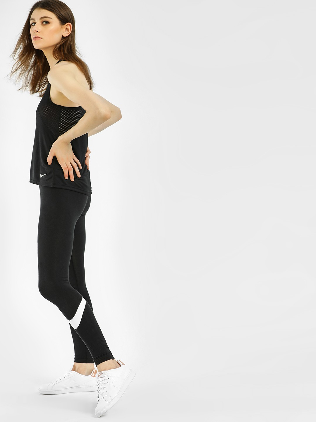 Nike Black AS Sportswear Leggings 1