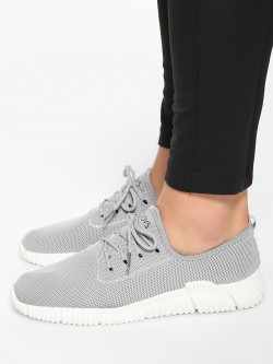 KOOVS Mesh Low Top Shoes