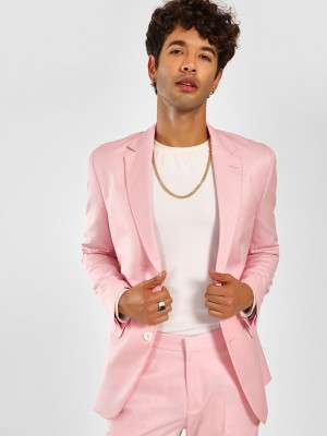 KOOVS Basic Slim Fit Blazer...