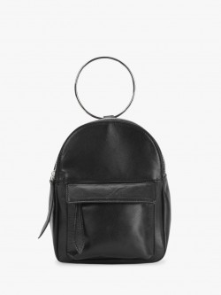 Paris Belle D-Ring Colour Block Backpack