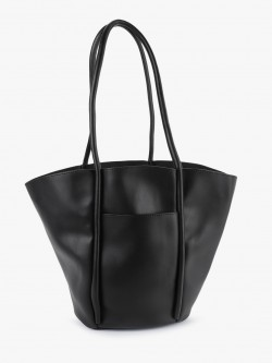 Origami Lily Bucket Tote Bag
