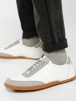 Rodolfo Darrell Suede Toe Punches Sneakers