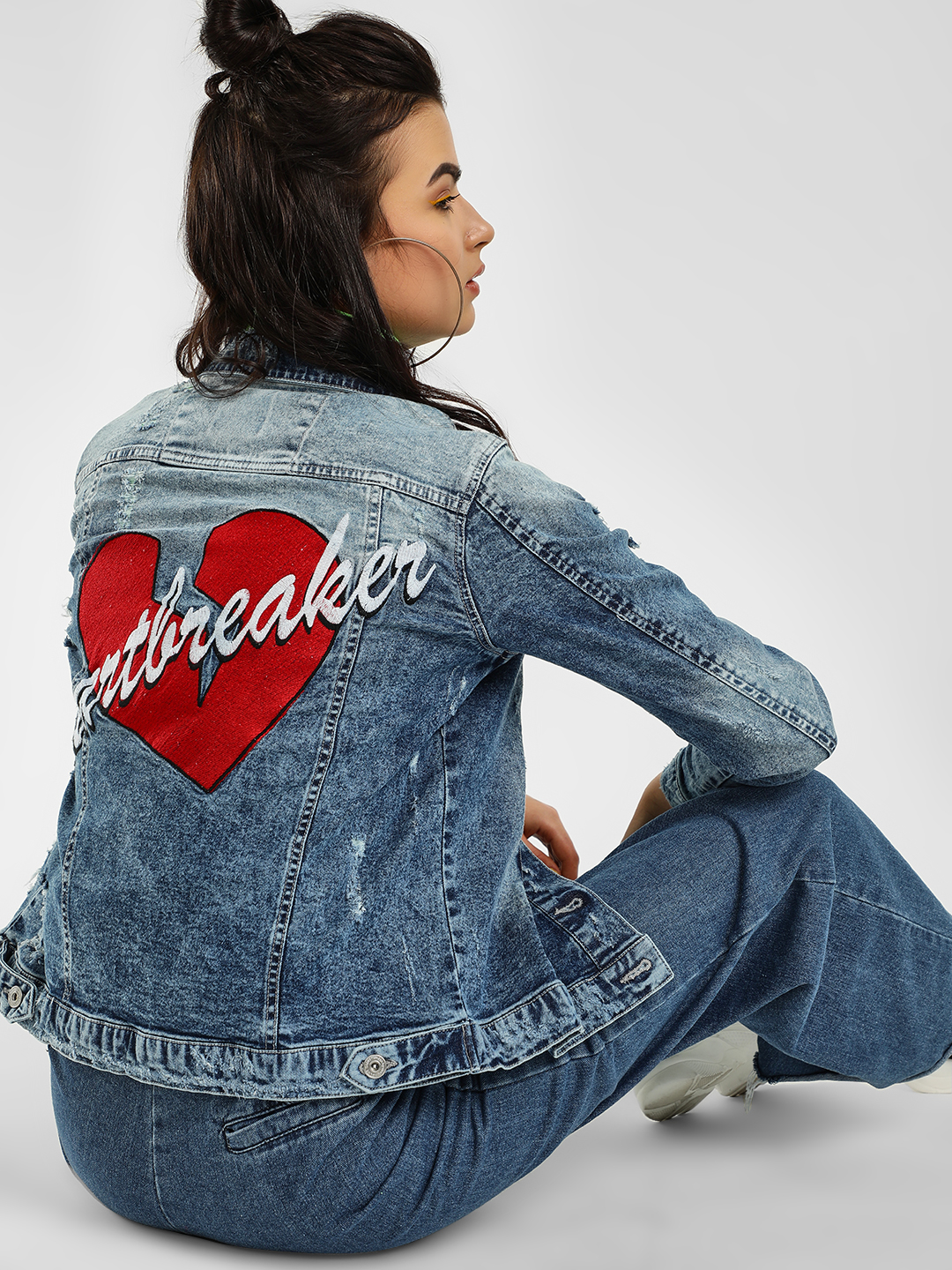 Blue Saint Heartbreaker Patch ...