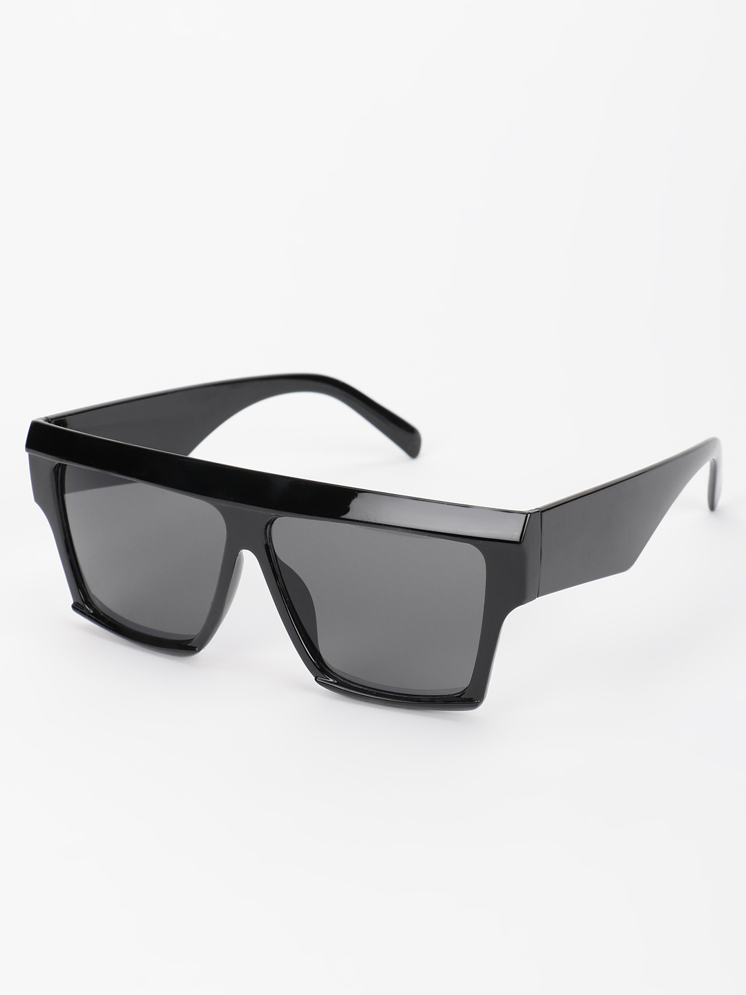 Pataaka Black Tinted Lens Square Sunglasses 1
