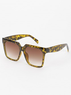 Pataaka Tinted Lens Classic Textured Sunglasses