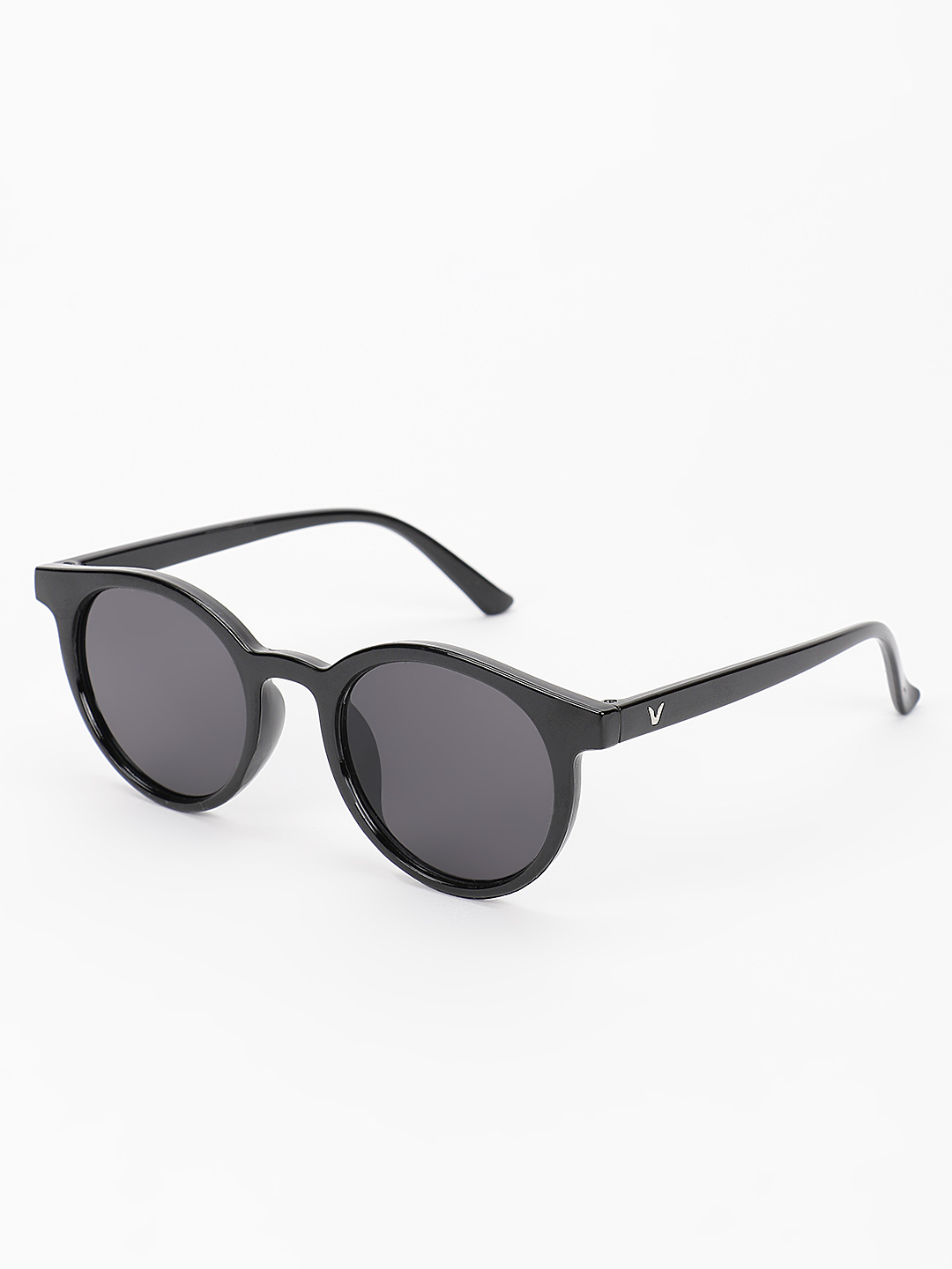 Pataaka Black Coloured Lens Round Sunglasses 1