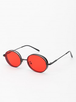 Pataaka Coloured Lens Retro Sunglasses