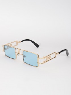 Pataaka Metal Frame Square Sunglasses