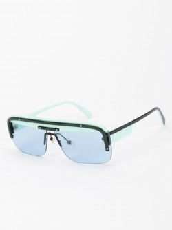 Pataaka Studded Broad Frame Sunglasses