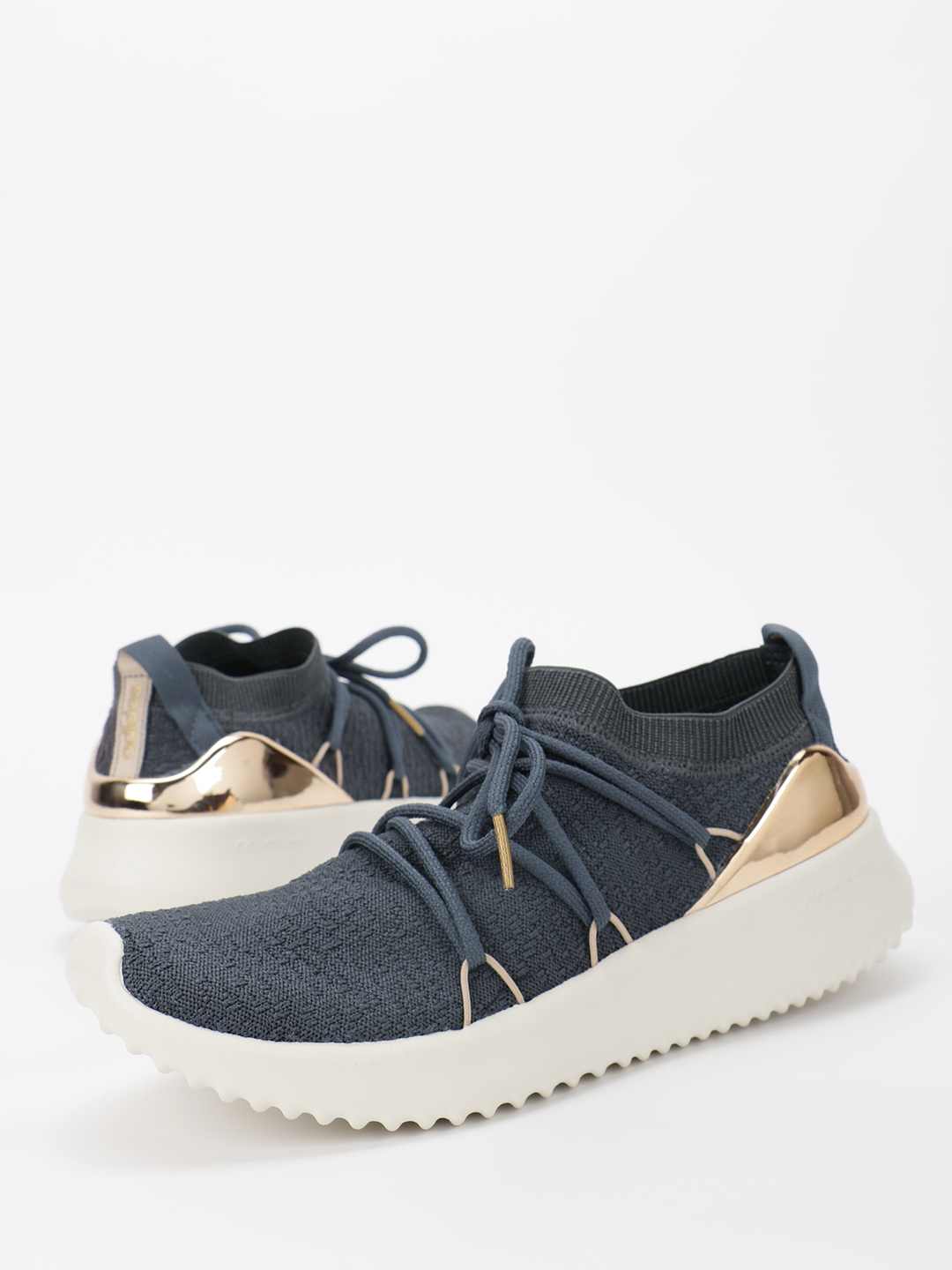 Adidas Grey Ultimamotion Shoes 1