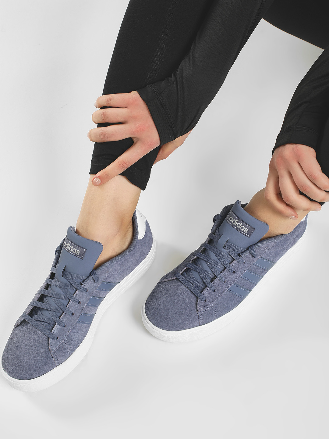 Adidas Blue Daily 2.0 Shoes 1