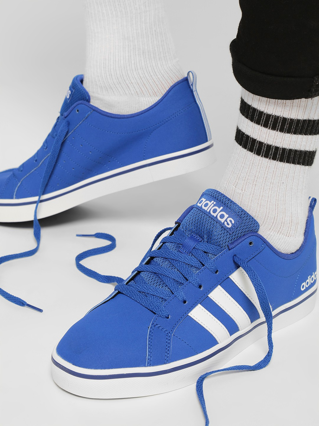 Adidas Blue VS Pace Shoes 1