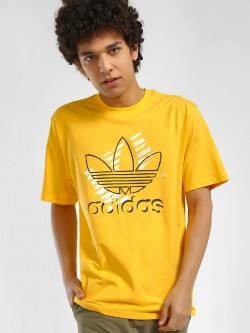 Adidas Originals Trefoil Art T-Shirt