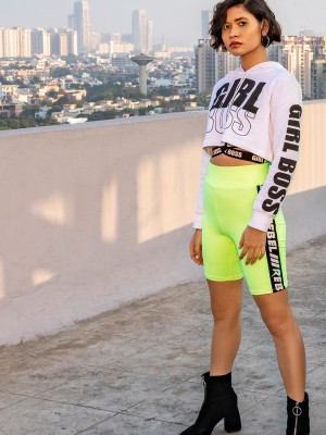 KOOVS Text Side Tape Cycling S...