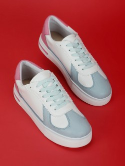 My Foot Couture Colour Block Panel Sneakers
