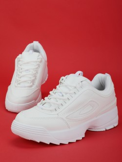 No Doubt Chunky Sole Trainers