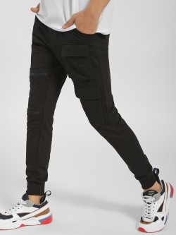 SKULT By Shahid Kapoor Zipper Detail Utility Joggers