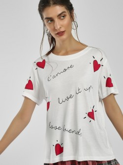 LOVEGEN All Over Print T-Shirt