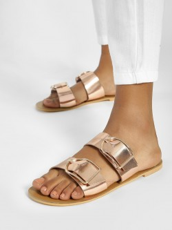 CAi Double Buckle Strap Slides