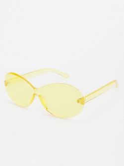 Style Fiesta Coloured Lens Retro Sunglasses