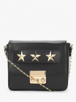 Gusto Star Studded Sling Bag
