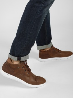 BRITISH KNIGHTS Contrast Sole Casual Shoes