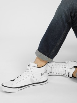 BRITISH KNIGHTS Lace-Up Hi-Top Sneakers