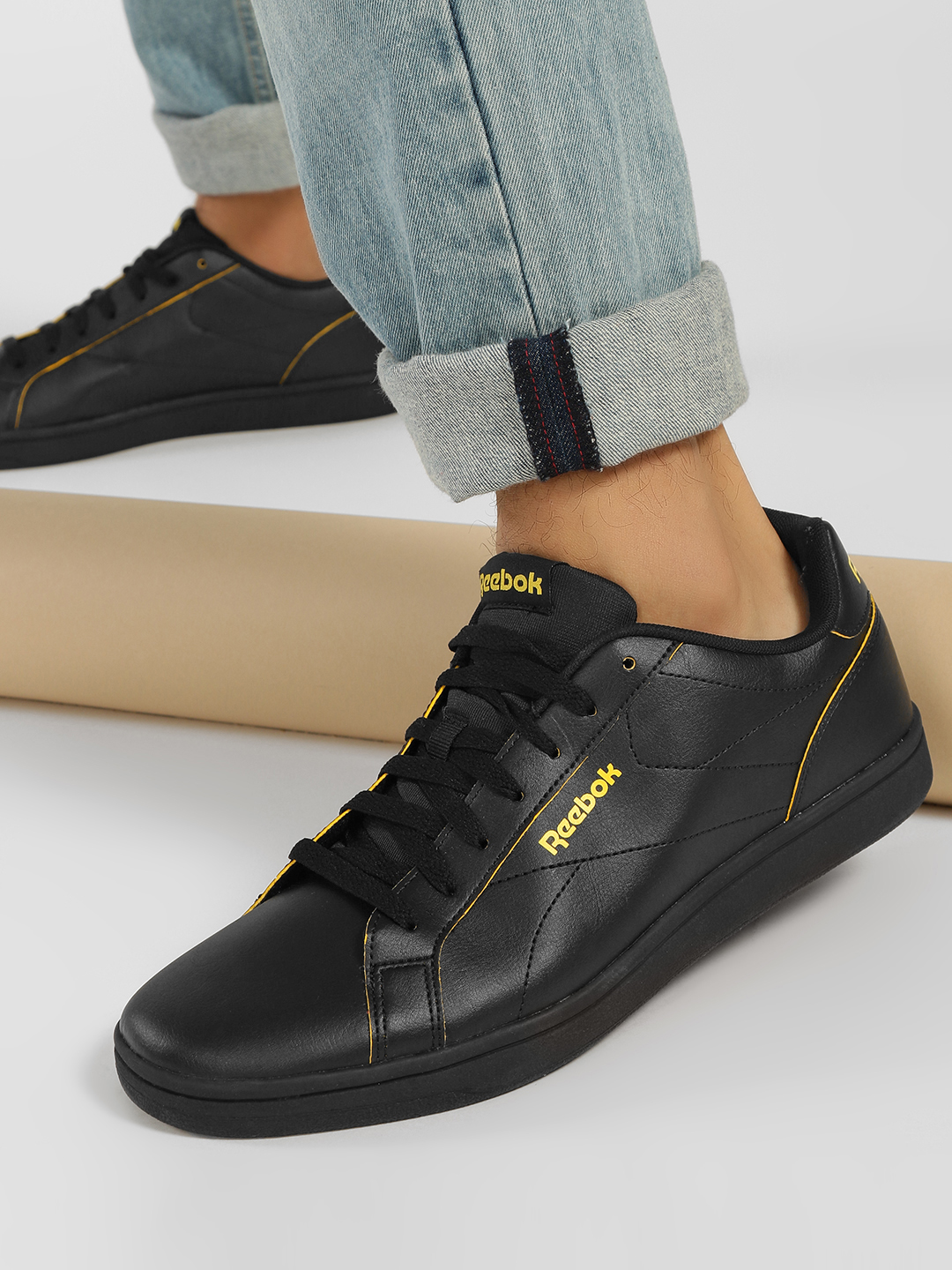 REEBOK Black Royal Complete CLN Sneakers 1