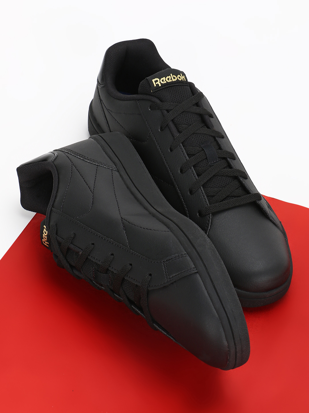 Reebok Classics Black Royal Complete Clean Shoes 1