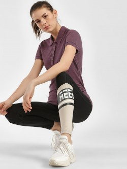REEBOK WOR MYT Graphic Panel Tights