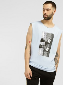 Garcon Graphic Placement Print Vest