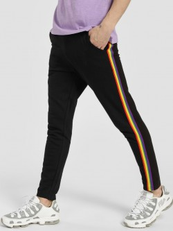 Garcon Side Rainbow Tape Joggers