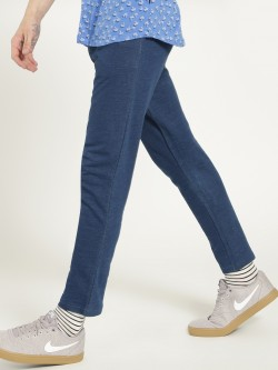Garcon Washed Cropped Slim Trousers