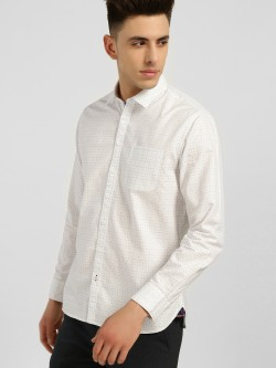 SCULLERS All Over Print Casual Shirt