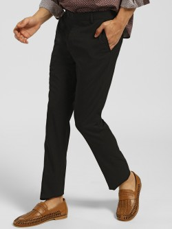 Indigo Nation Basic Slim Fit Trousers