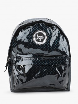 Hype Holographic Polka Backpack
