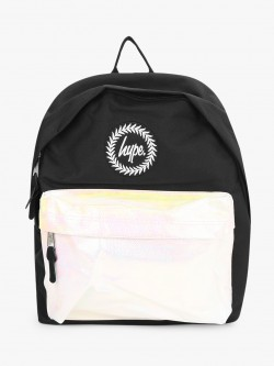 Hype Pearlescent Pocket Backpack