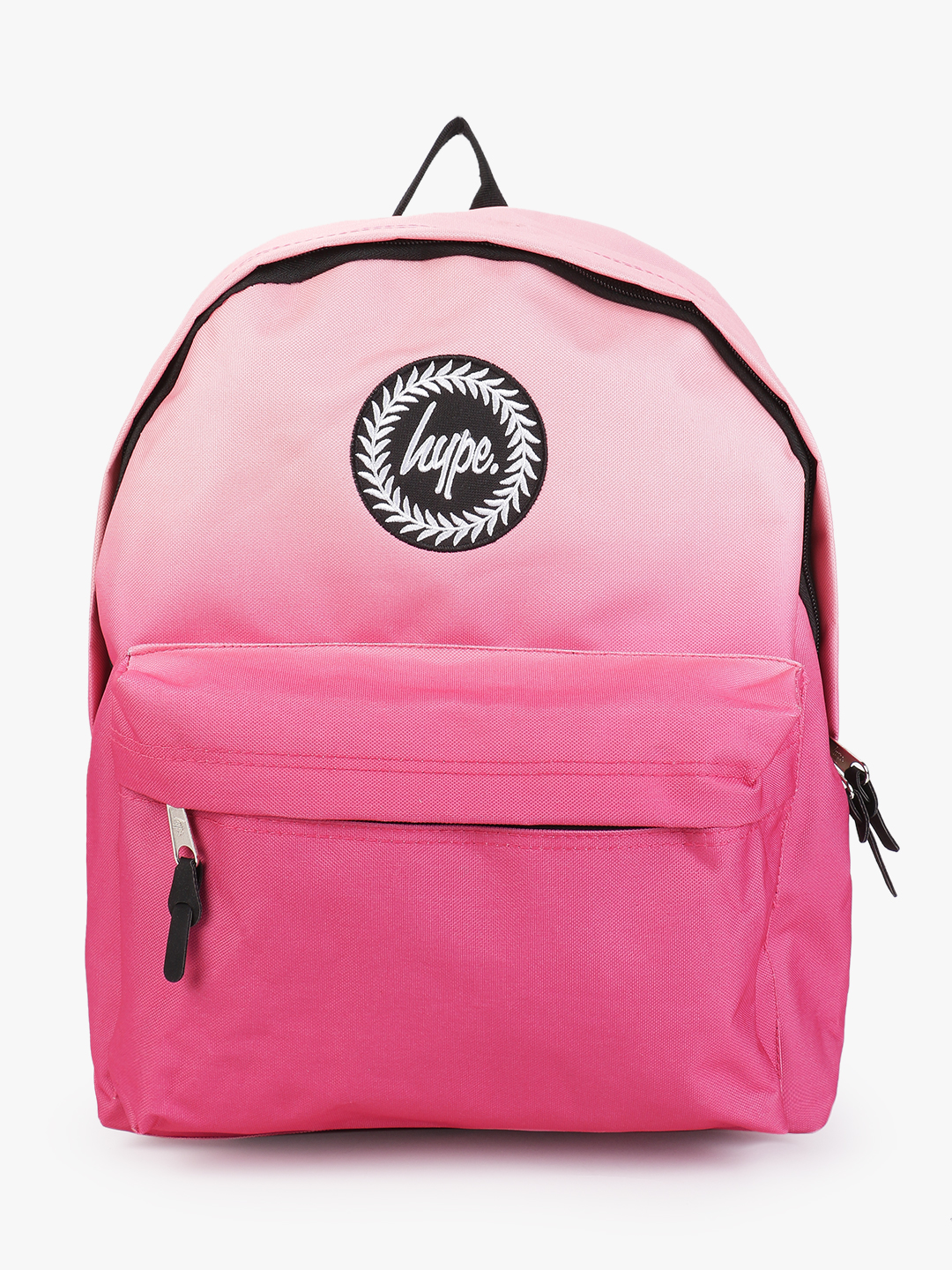 Hype Pink Ombre Backpack 1