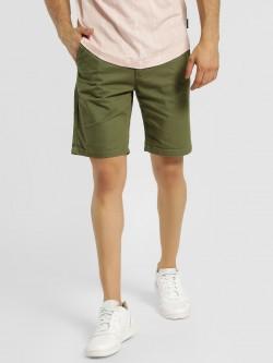 D-Struct Basic Slim Fit Shorts